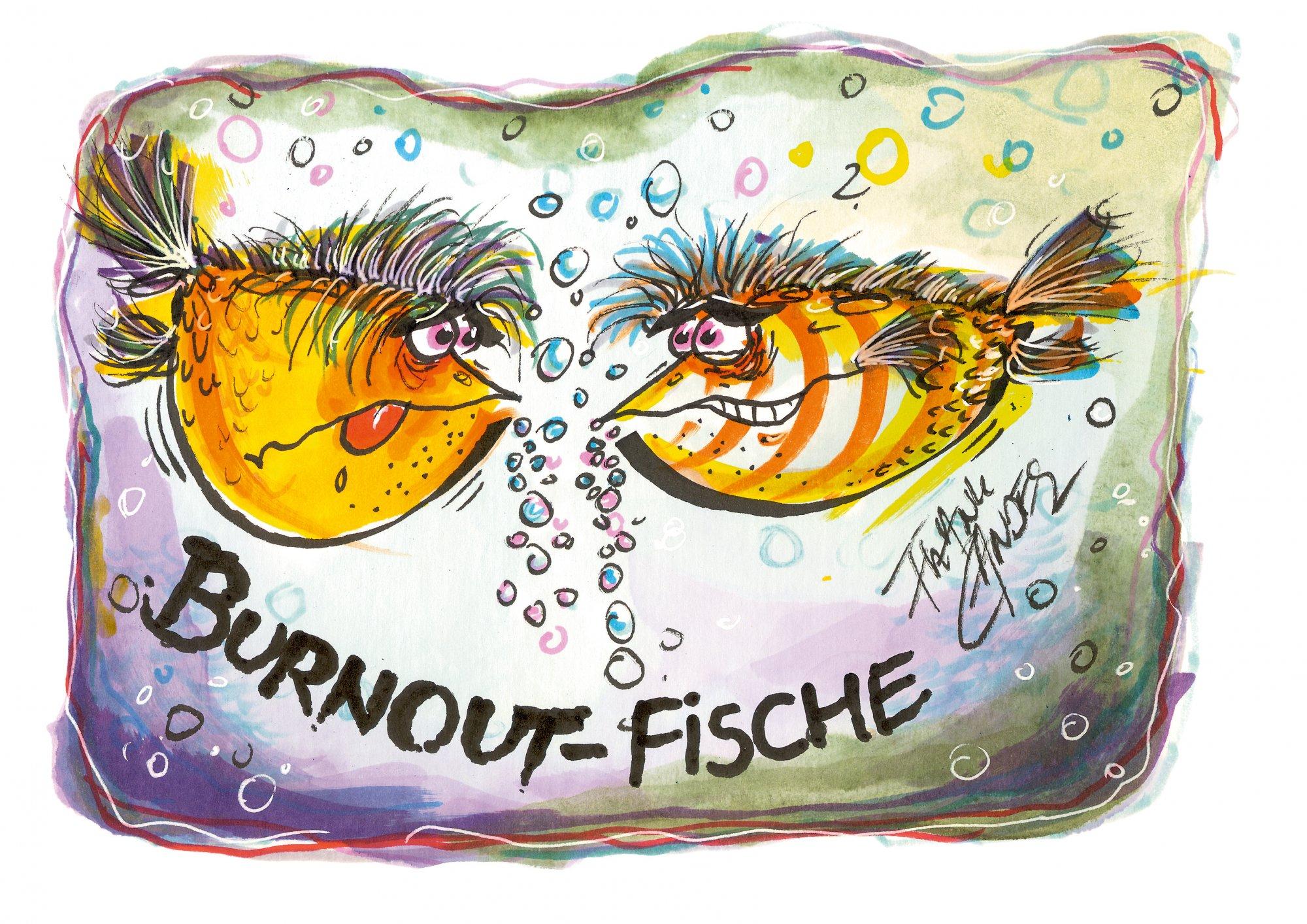 BURNOUT FISCHE