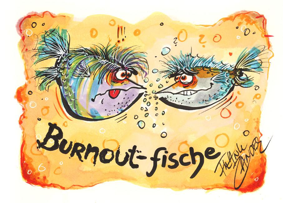 BURNOUT Fische 1