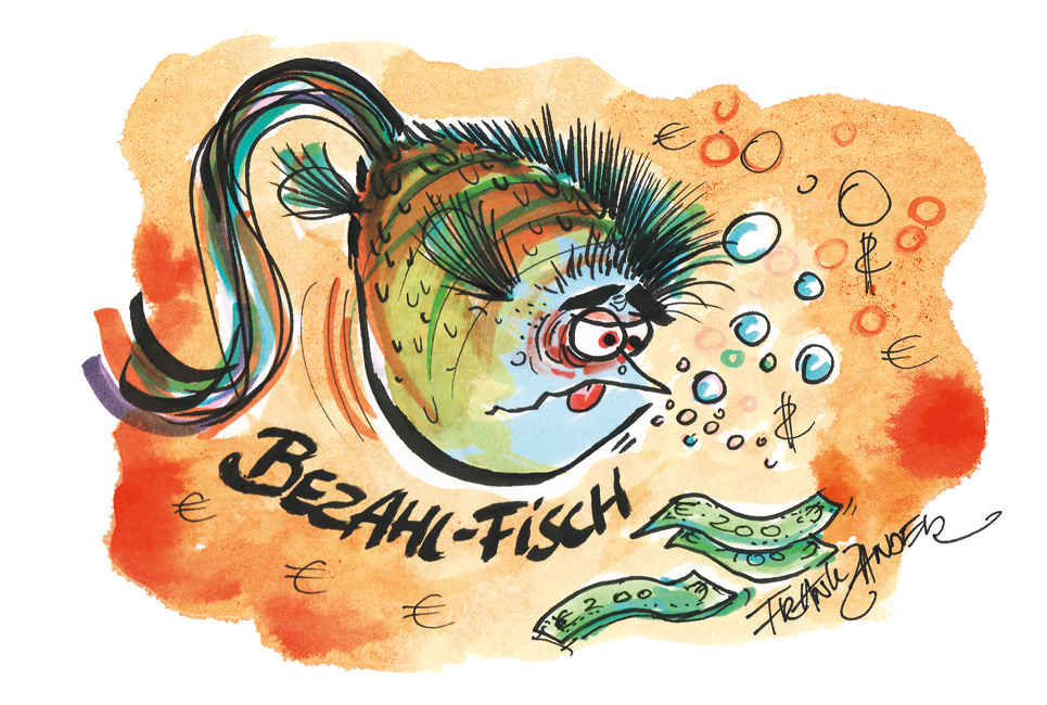 Bezahl Fisch 1