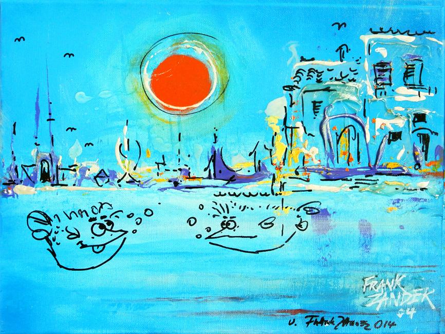 Ibiza Hafen 1989
