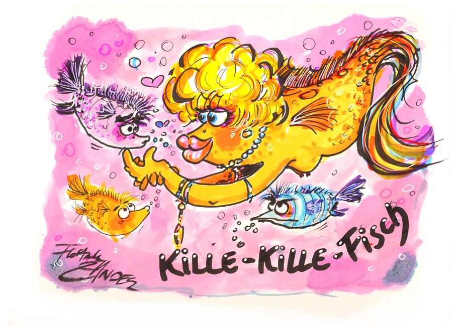 Kille Kille Fisch
