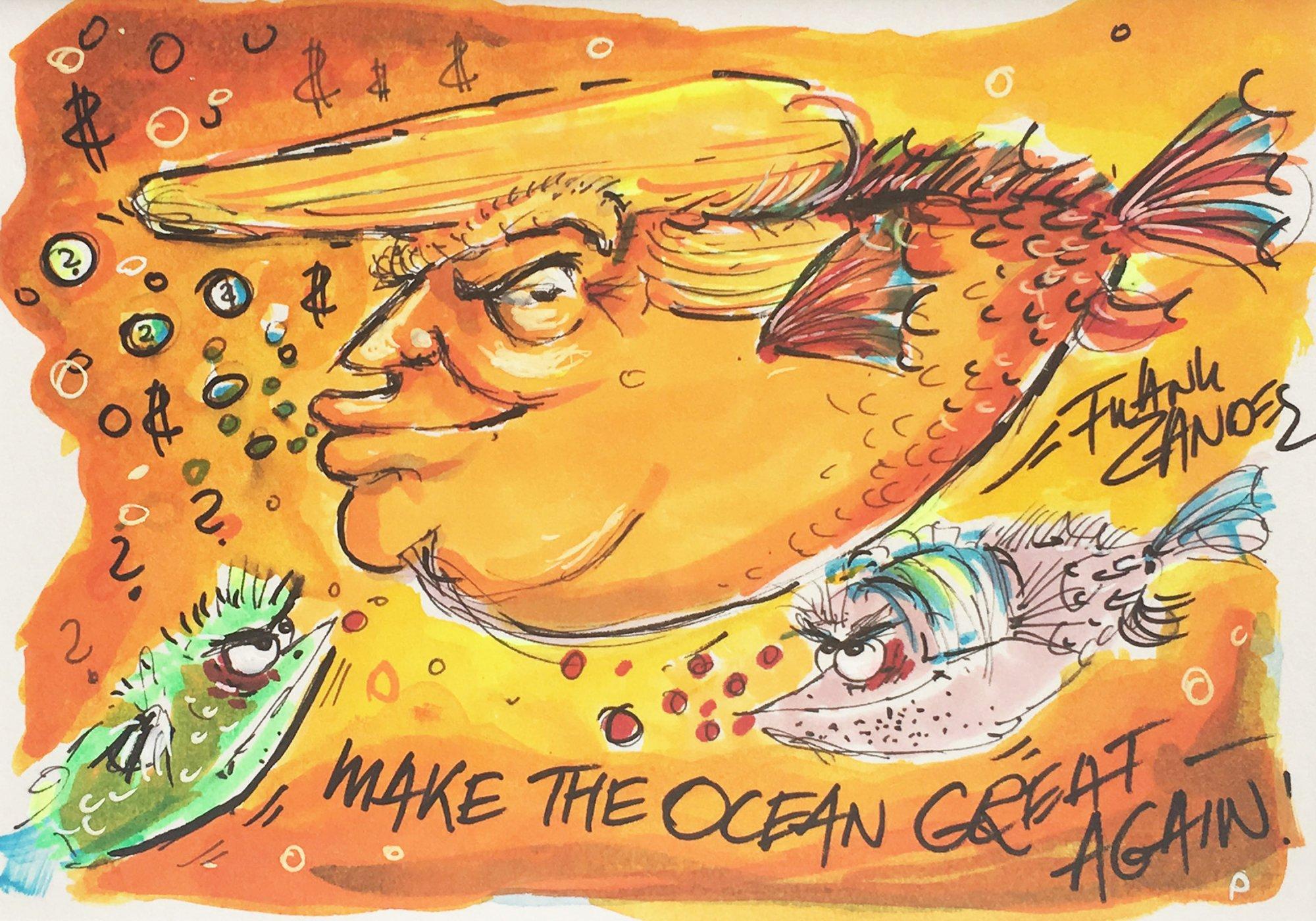 Make The Ocean Orange 2