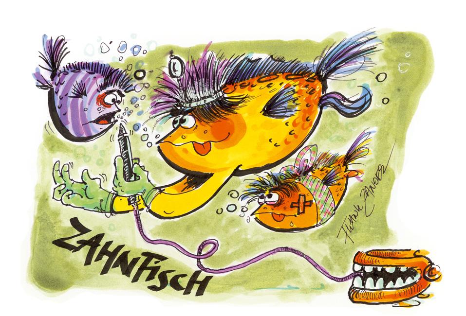 ZAHNFISCH