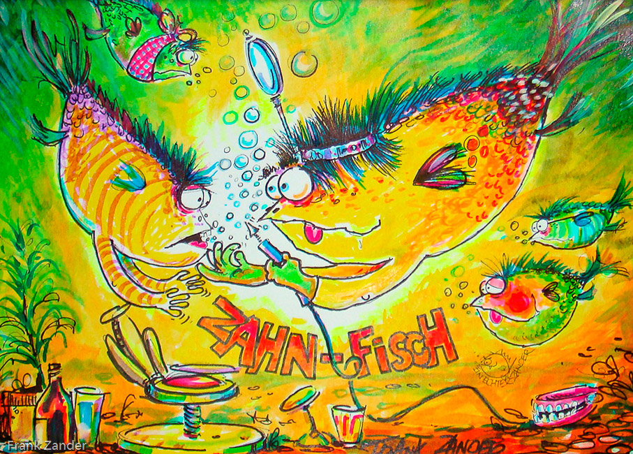 Zahn Fisch 6