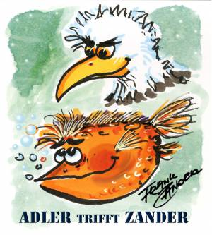 Adler Trifft Zander 2
