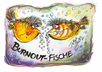 BURNOUT FISCHE