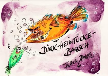 Dirk Heimtücken Barsch