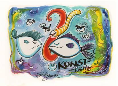Kunst Fisch 2016