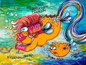 Piccolöchen Fisch