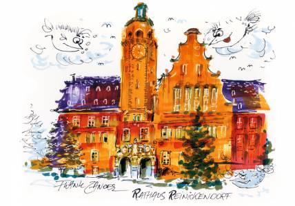 Rathaus Reinickendorf