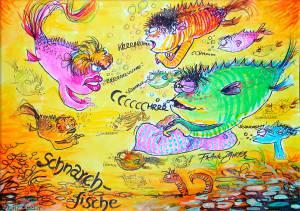 Schnarch Fisch