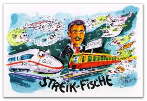 Streik Fische