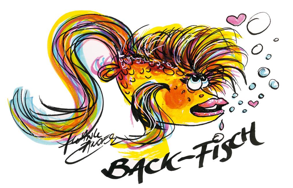 BACK-FISCH