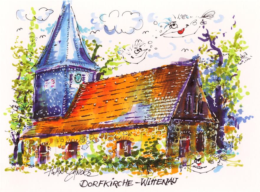 Dorfkirche Wittenau