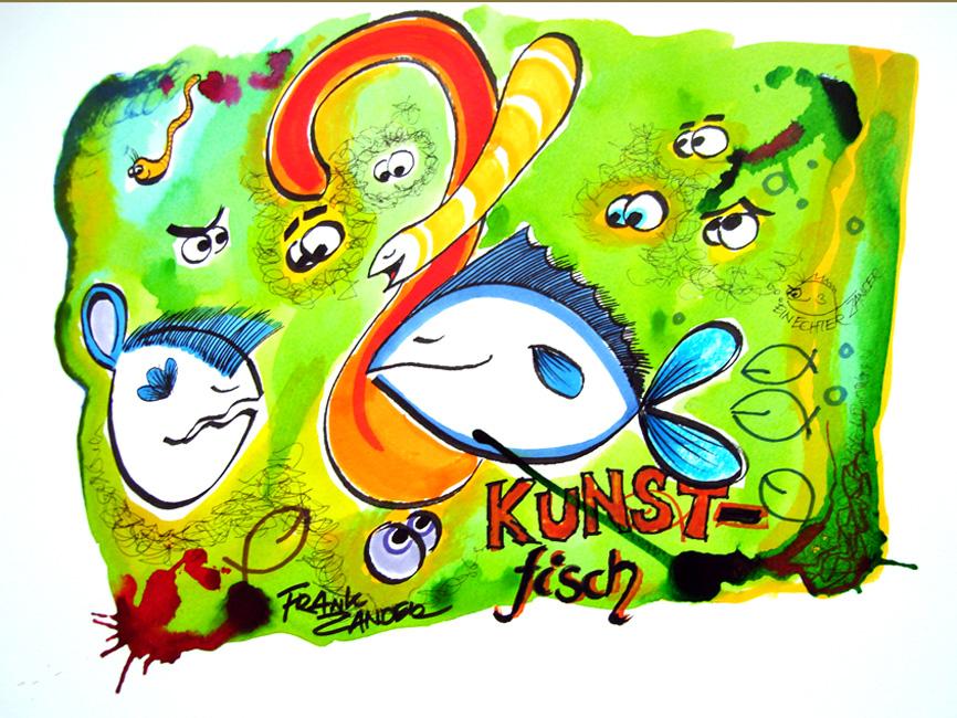 Kunst Fisch 2016 2