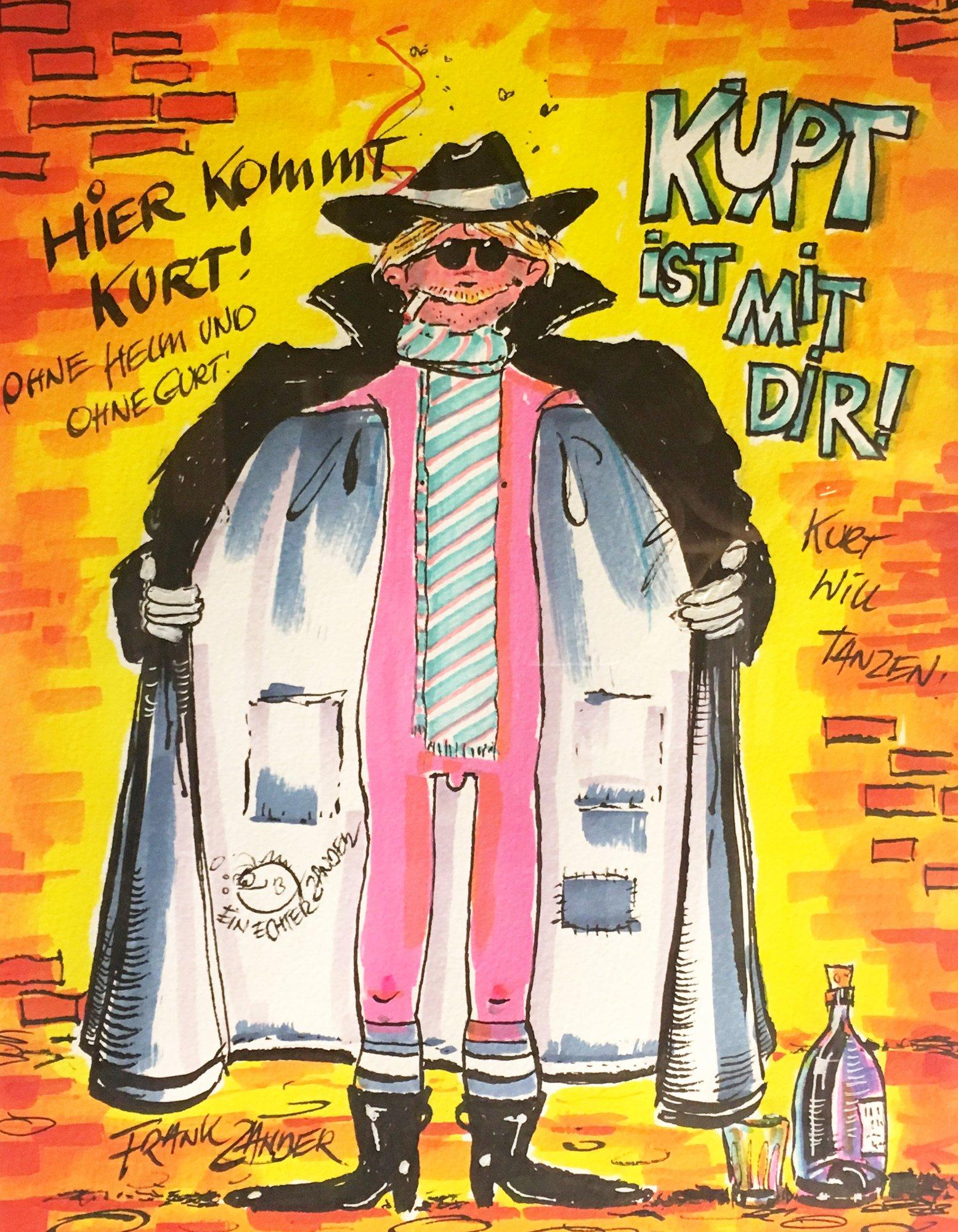 Kurt Ist Mit Dir Pink2
