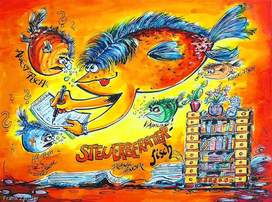 Steuerberater Fische