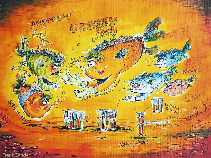 Urologen Fisch
