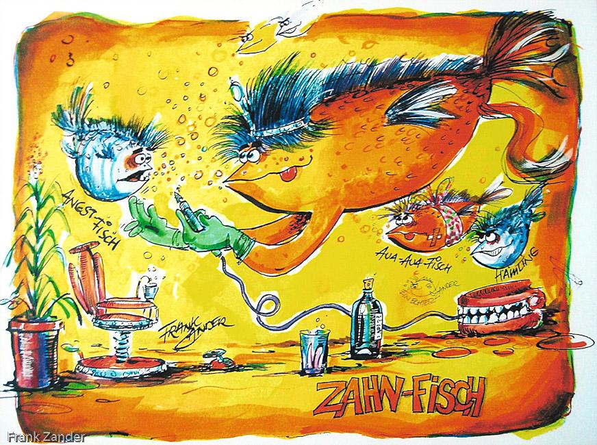 Zahn Fisch