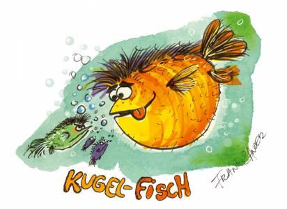 Kugel Fisch