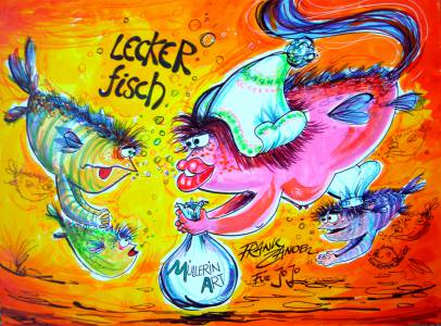 Lecker Fisch Muellerin