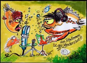 Sing Sang Fische