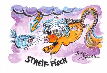 Streitfisch