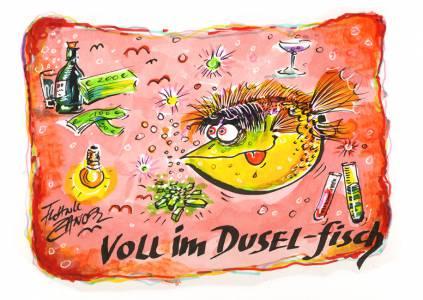 Voll Im Dusel-Fisch (1)