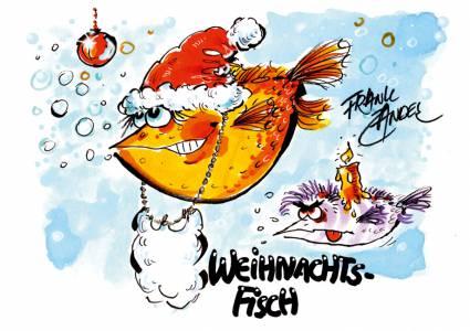 Weihnachtsfisch