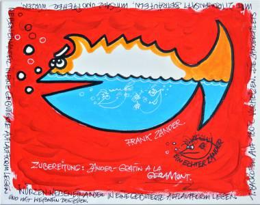 Zander Fisch 2