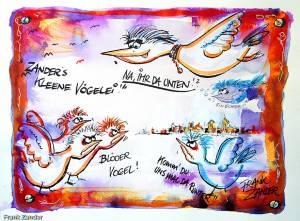 Zanders Kleene Vögelei 3